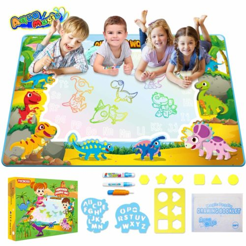 2 Year Old Boys Toys Gifts For 3 4 Girls Aqua Magic Doodle Mat Drawing Brand New