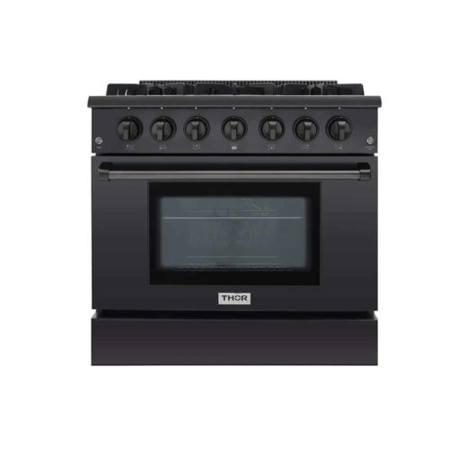 Thor Kitchen HRG3618-BS Gas Range