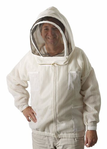 Ultra Breeze Large Beekeeping Suit with Veil