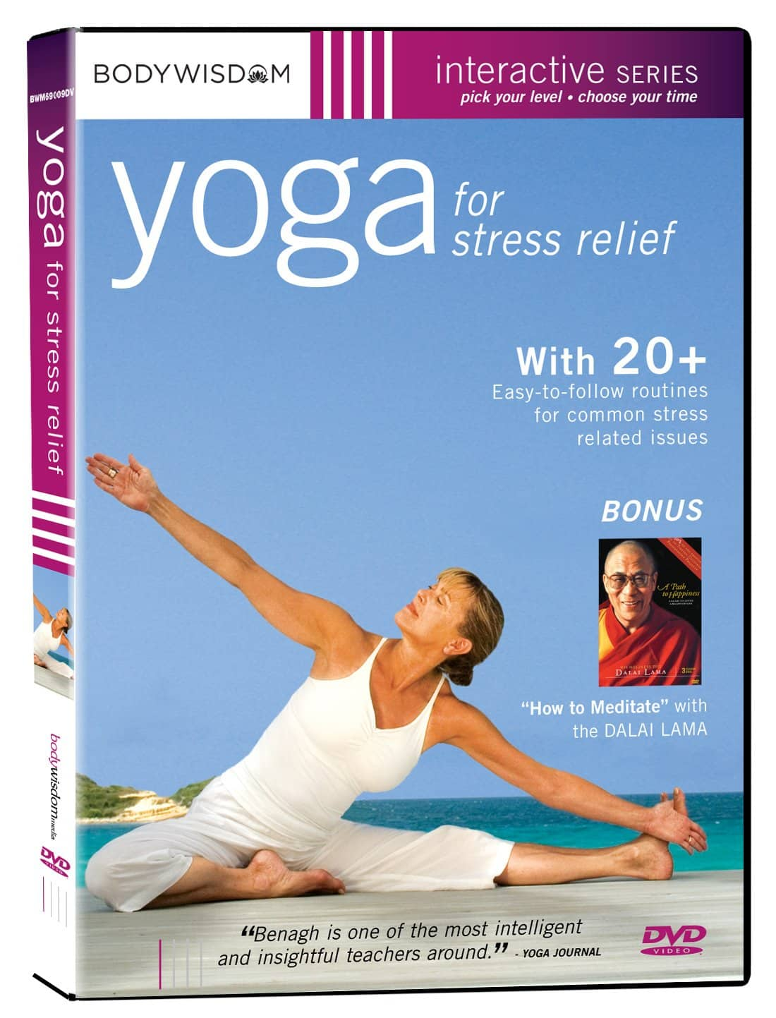Yoga Exercise Videos for Stress Relief