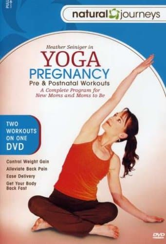Yoga at Home Video for Pregnant Women