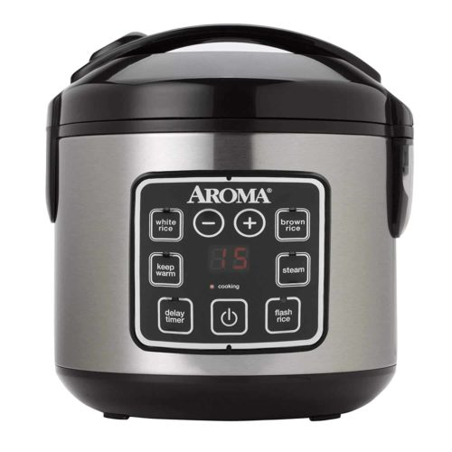 Aroma Housewares ARC-914SBD 2-Digital Rice Cooker