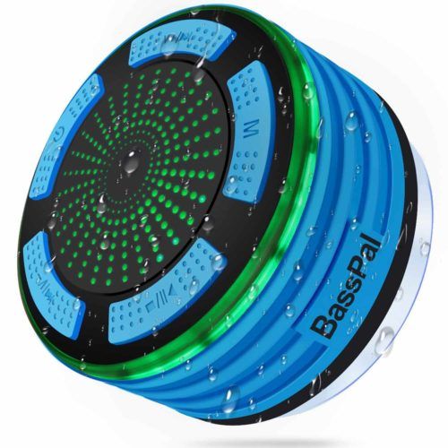 BassPal Shower Radios