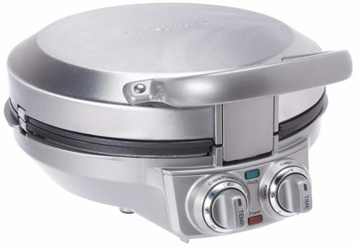 Cuisinart CPP-200 International Chef Pizzelle Maker Plus