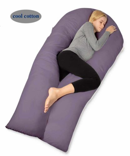 Full Body U Shaped Maternity Pillow