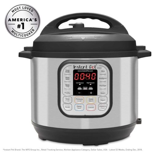 Instant Pot DUO80 Rice Cooker