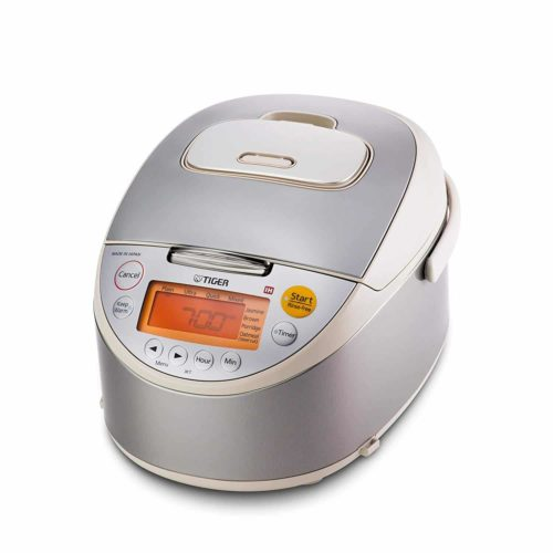 Tiger Stainless Steel Rice Cooker