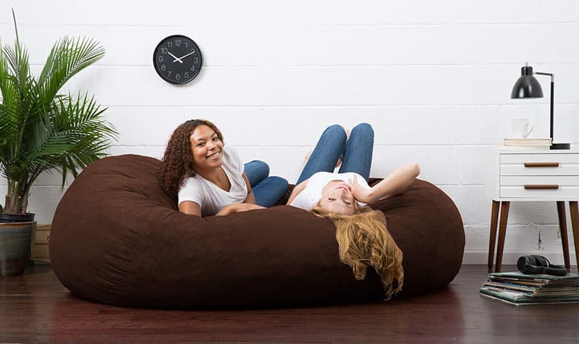Peachy 10 Best Bean Bag Chairs Of 2019 Versatile Seating Arrangement Gmtry Best Dining Table And Chair Ideas Images Gmtryco
