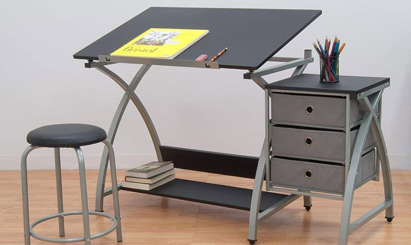 Best Craft Tables With Storage Of 2019 Review Guide