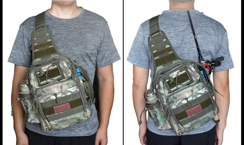 Best Fly Fishing Sling Packs of 2019 – Fishing Equipment Within Easy Reach