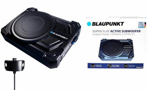 Blaupunkt GTHS131 Car Sub-Woofer