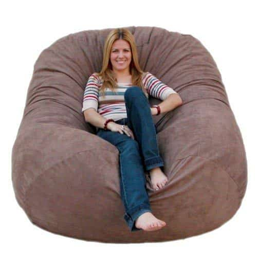 Cozy Sack 6-Feet Bean Bag Chair