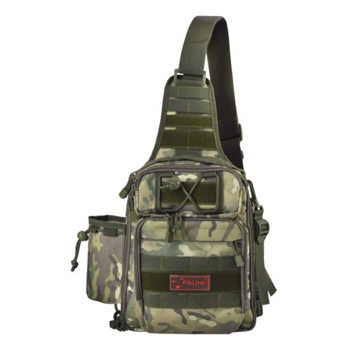 Fiblink Fly Fishing Sling Bag