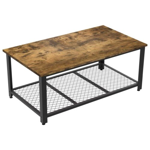 IRONCK Industrial Coffee Table