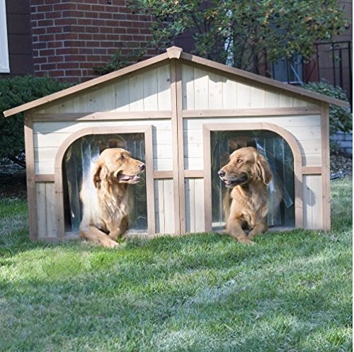 Merry Products Solid Wood Dog House