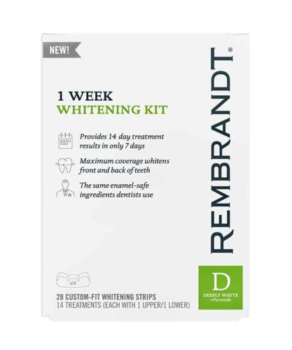 Rembrandt Teeth Whitening Kit