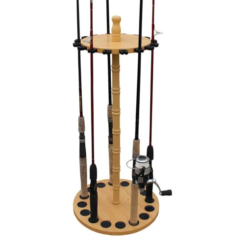 Rush Creek Creations Rod Storage Rack