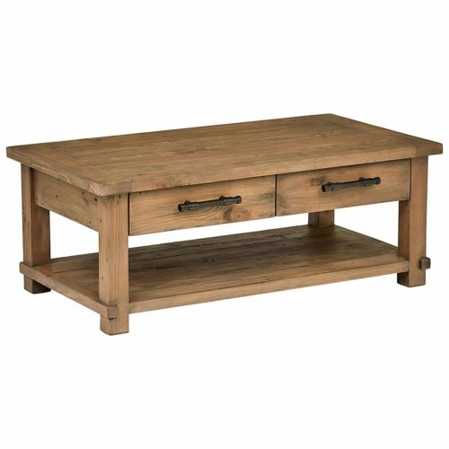 Stone & Beam Ferndale Rustic Coffee Table