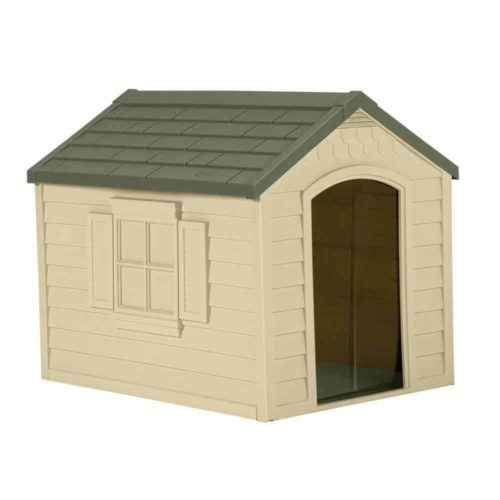 Suncast Outdoor Dog House