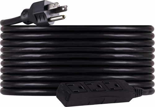 UltraPro GE 25 Ft Outdoor Extension Cord