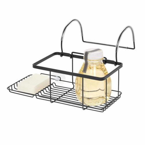 iDesign Everett Over the Side Bath Caddy