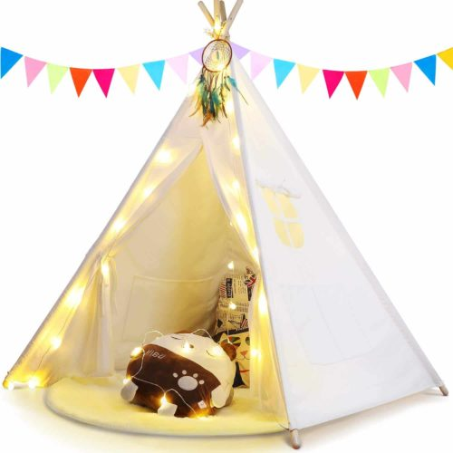 Anpro Kids Teepee Tent for Kids