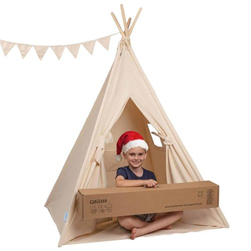 Canicove Teepee Tent for Kids