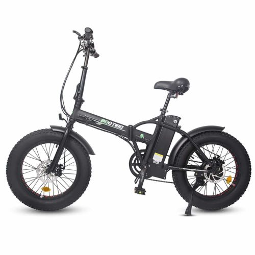 ECOTRIC Electric Foldable Bike