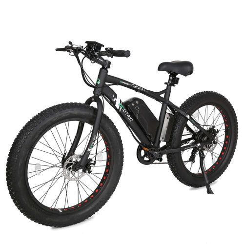 ECOTRIC Fat Bike Tire Wheel Mountain Electric Bicycle