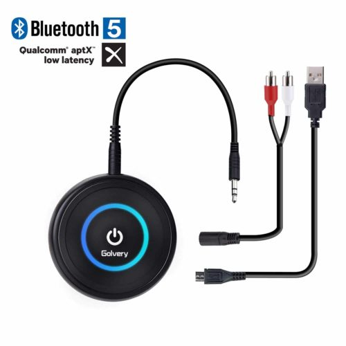 Golvery Bluetooth Transmitter and Receiver