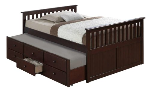Stork Craft Broyhill Kids Marco Bed with Trundle