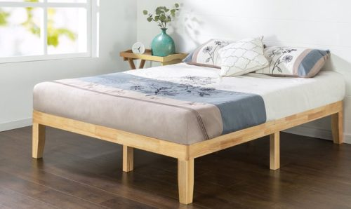 The Best Wooden Bed Frames of 2019
