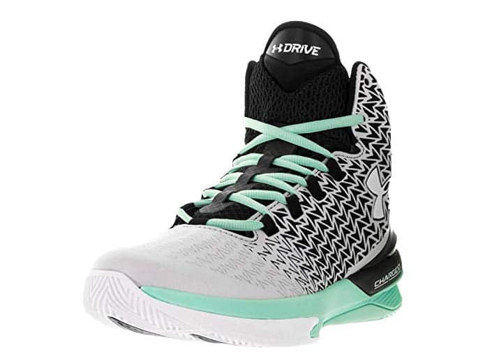 Under Armour Women's ClutchFit Drive 3 Basketball Shoe
