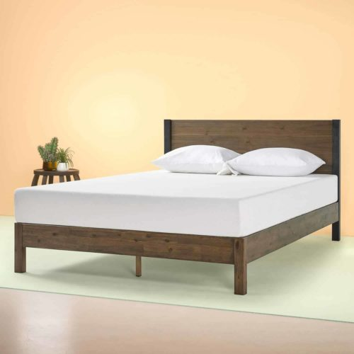 Best Wooden Bed Frames Of 2020 Review Guides Thebeastreviews