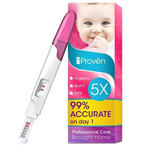 iProven ­- Pregnancy Test Early Detection