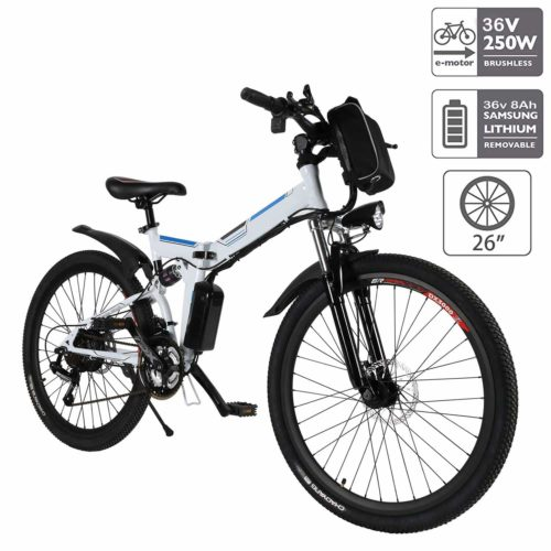 Aceshin Electric Mountain Bike