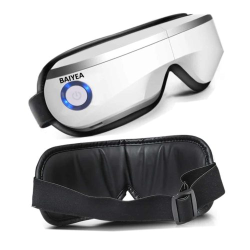 BAIYEA Electric Eye Massager with Music