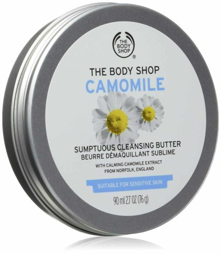 Body Shop Chamomile Sumptuous Cleansing Butter