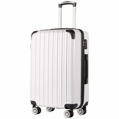 COOLIFE Carry-On Expandable Suitcase