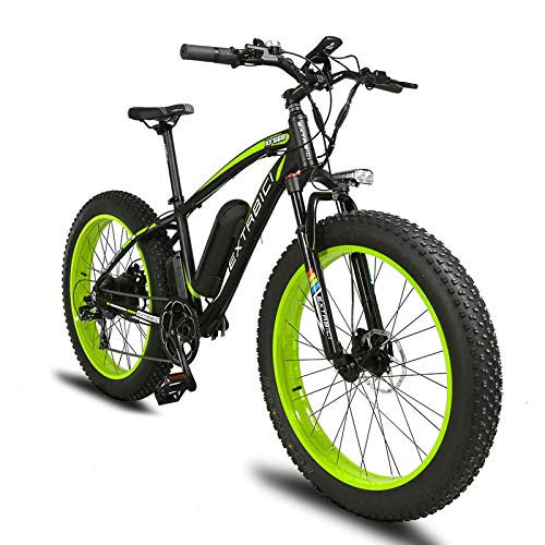 Cruysher Fat Tire Electric Mountain Bike
