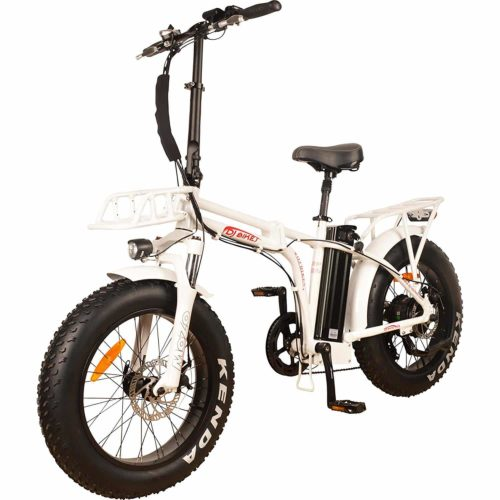 DJ Folding Electric Bicycle