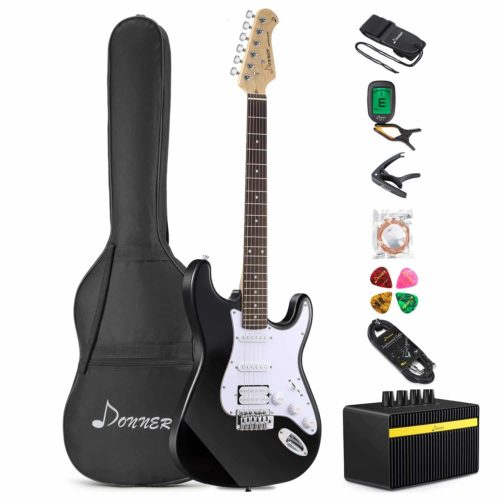 Donner DST-1B Electric Guitar