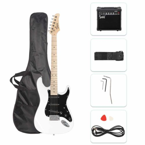 Glarry Electric Guitar for Music Beginners