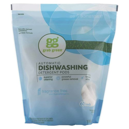 Grab Green Natural Dishwasher Detergent