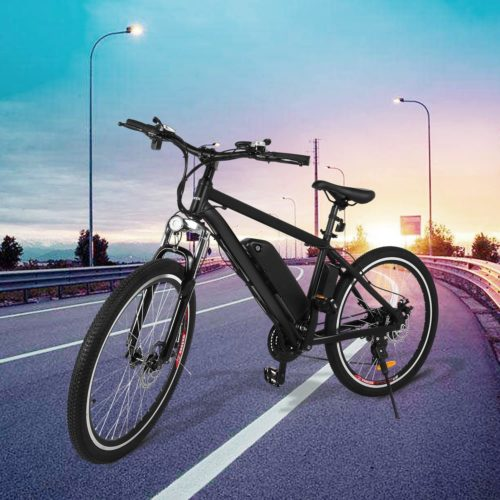 Kemanner 26-inch Electric Mountain Bike