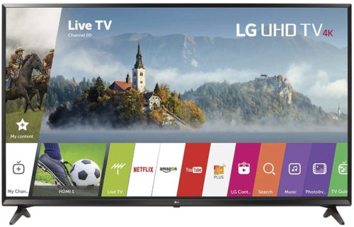 LG Electronics 55UJ6300 55-Inch Smart LED TV