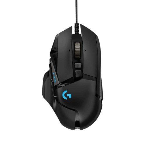 Logitech G502 Hero High-Performance Gaming Mouse