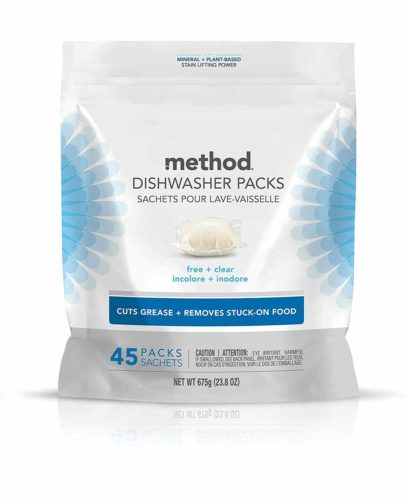 Method Power Dishwasher Detergent