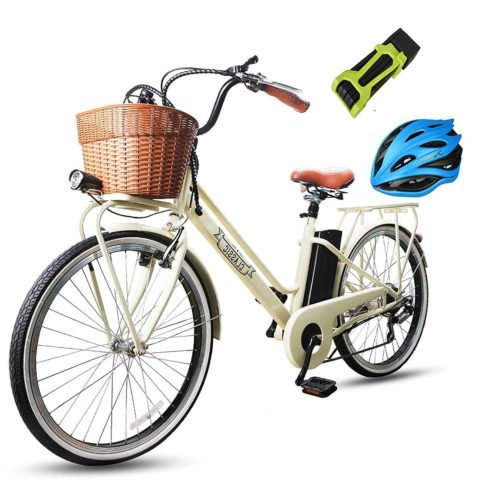 Nakto Electric Bicycle for Adults