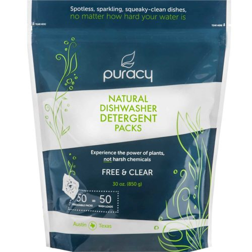 Puracy Natural Dishwasher Detergent